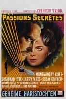 Freud - Belgian Movie Poster (xs thumbnail)