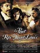 The Bridge of San Luis Rey - French Movie Poster (xs thumbnail)