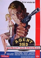 Agente 3S3, massacro al sole - German Movie Poster (xs thumbnail)
