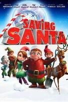 Saving Santa - DVD cover (xs thumbnail)