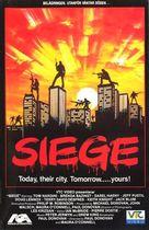 Self Defense - Swedish VHS cover (xs thumbnail)