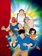 """""""Jackie Chan Adventures"""" - Key art (xs thumbnail)"""