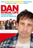 Dan in Real Life - Belgian Movie Poster (xs thumbnail)