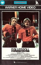 Rollerball - Finnish VHS movie cover (xs thumbnail)