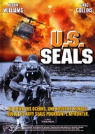 U.S. Seals - French Movie Cover (xs thumbnail)