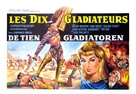 Dieci gladiatori, I - Belgian Movie Poster (xs thumbnail)