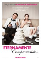 The Five-Year Engagement - Spanish Movie Poster (xs thumbnail)