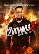 12 Rounds: Reloaded - DVD movie cover (xs thumbnail)