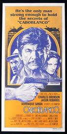 Caboblanco - British Movie Poster (xs thumbnail)