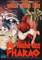 The Curse of the Mummy's Tomb - German Movie Poster (xs thumbnail)