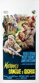Ambush Bay - Italian Movie Poster (xs thumbnail)