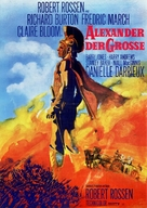 Alexander the Great - German Re-release movie poster (xs thumbnail)
