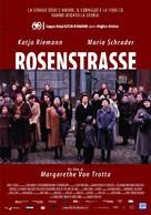 Rosenstrasse - Italian poster (xs thumbnail)