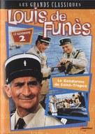 Le gendarme de St. Tropez - French Movie Cover (xs thumbnail)
