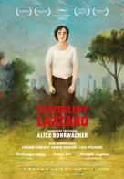 Lazzaro felice - Polish Movie Poster (xs thumbnail)