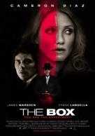 The Box - Thai Movie Poster (xs thumbnail)