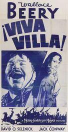 Viva Villa! - Re-release movie poster (xs thumbnail)