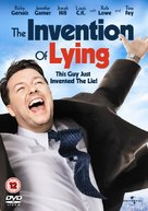 The Invention of Lying - British DVD movie cover (xs thumbnail)