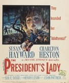 The President's Lady - Movie Poster (xs thumbnail)