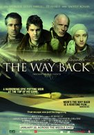 The Way Back - Saudi Arabian Movie Poster (xs thumbnail)