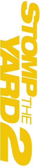 Stomp the Yard 2: Homecoming - Logo (xs thumbnail)