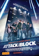Attack the Block - Australian Movie Poster (xs thumbnail)