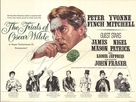 The Trials of Oscar Wilde - British Movie Poster (xs thumbnail)