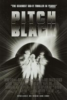 Pitch Black - Video release movie poster (xs thumbnail)