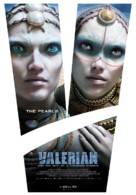 Valerian and the City of a Thousand Planets - Dutch Movie Poster (xs thumbnail)
