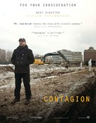 Contagion - For your consideration movie poster (xs thumbnail)