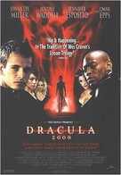 Dracula 2000 - Movie Poster (xs thumbnail)