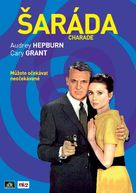 Charade - Czech DVD movie cover (xs thumbnail)