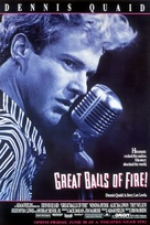 Great Balls Of Fire - Movie Poster (xs thumbnail)