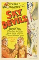 Sky Devils - Movie Poster (xs thumbnail)