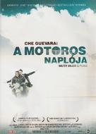 Diarios de motocicleta - Hungarian Movie Poster (xs thumbnail)