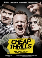 Cheap Thrills - Canadian DVD cover (xs thumbnail)