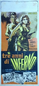 Surrender - Hell! - Italian Movie Poster (xs thumbnail)