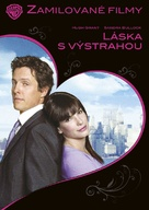 Two Weeks Notice - Czech DVD cover (xs thumbnail)