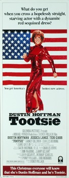 Tootsie - Theatrical movie poster (xs thumbnail)