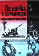 Action in the North Atlantic - Swedish Movie Poster (xs thumbnail)