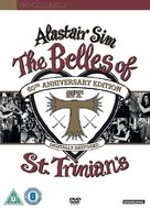 The Belles of St. Trinian's - British DVD cover (xs thumbnail)