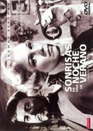 Sommarnattens leende - Spanish DVD movie cover (xs thumbnail)