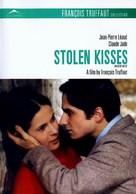 Baisers volés - Canadian DVD cover (xs thumbnail)