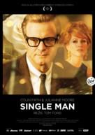 A Single Man - Czech Movie Poster (xs thumbnail)