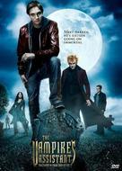 Cirque du Freak: The Vampire's Assistant - Dutch Movie Cover (xs thumbnail)