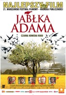 Adams æbler - Polish poster (xs thumbnail)