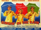 Singin' in the Rain - British Movie Poster (xs thumbnail)