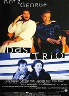 Das Trio - German Movie Poster (xs thumbnail)