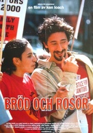 Bread and Roses - Swedish Movie Poster (xs thumbnail)
