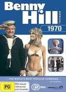 """The Benny Hill Show"" - Australian DVD movie cover (xs thumbnail)"